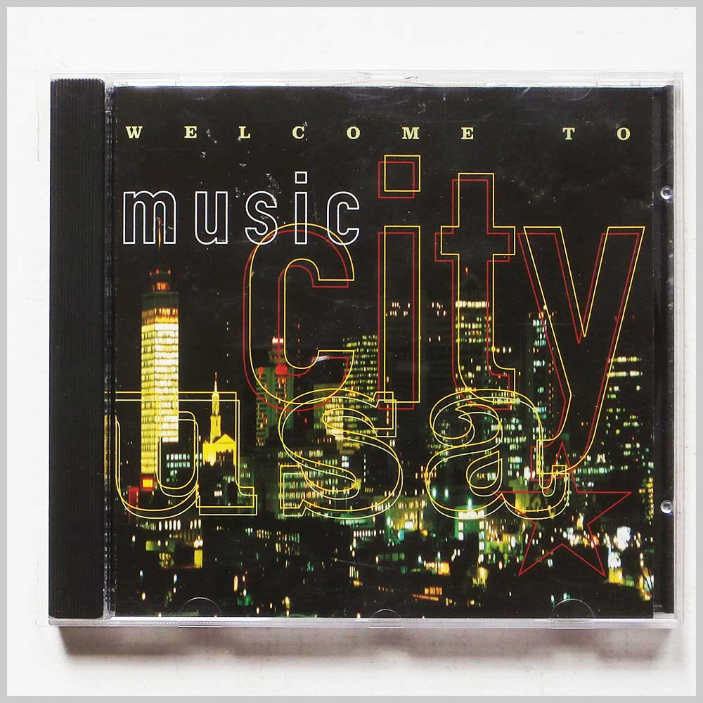 Various - Welcome to Music City USA (5024239300521)