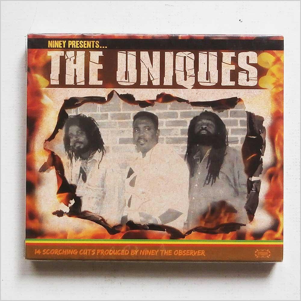 UNIQUES - Niney Presents the Uniques - CD
