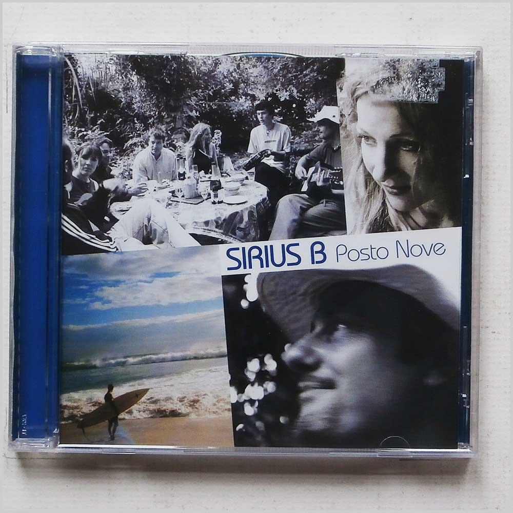 SIRIUS B - Posto Nove - CD