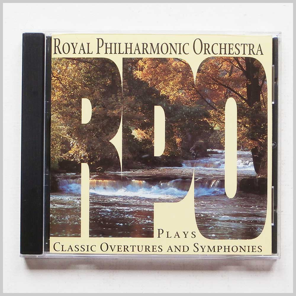 Royal Philharmonic Orchestra - Royal Philharmonic Orchestra Plays Classic Overtures and Symphonies (5028376101126)