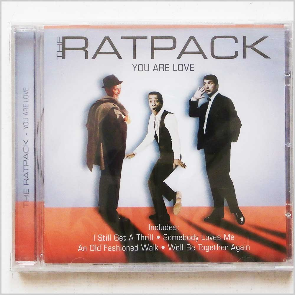 Various - The Ratpack You Are Love (5029248185121)