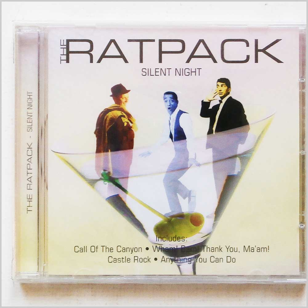 Various - The Ratpack Silent Night (5029248185527)