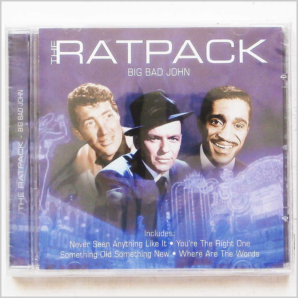 VARIOUS - The Ratpack Big Bad John - CD