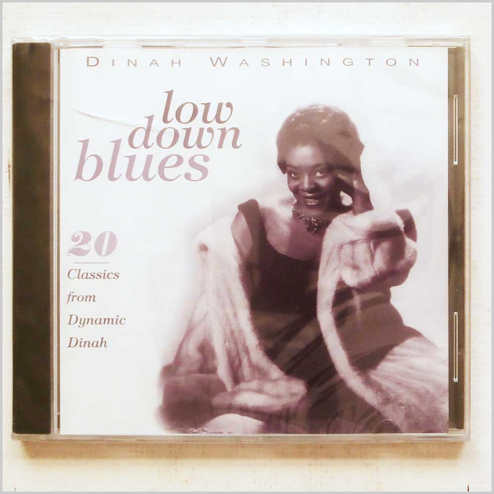 Dinah Washington - Low Down Blues (5030073065021)