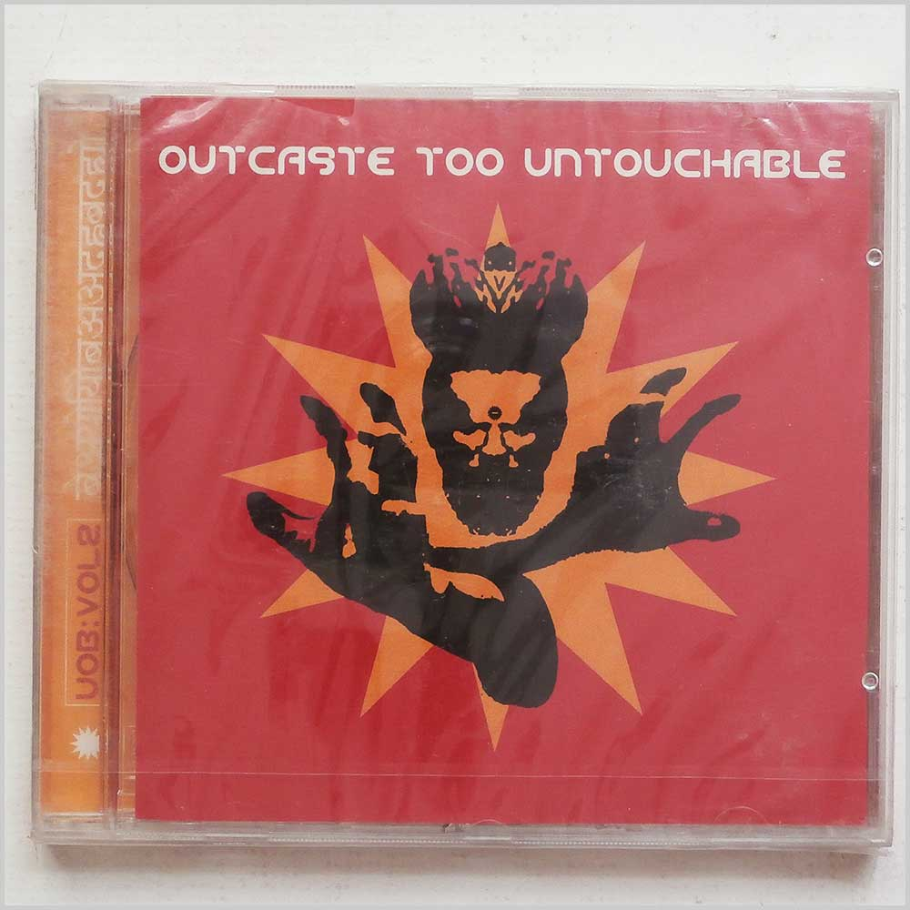 VARIOUS - Too Untouchable Outcaste Beats - CD