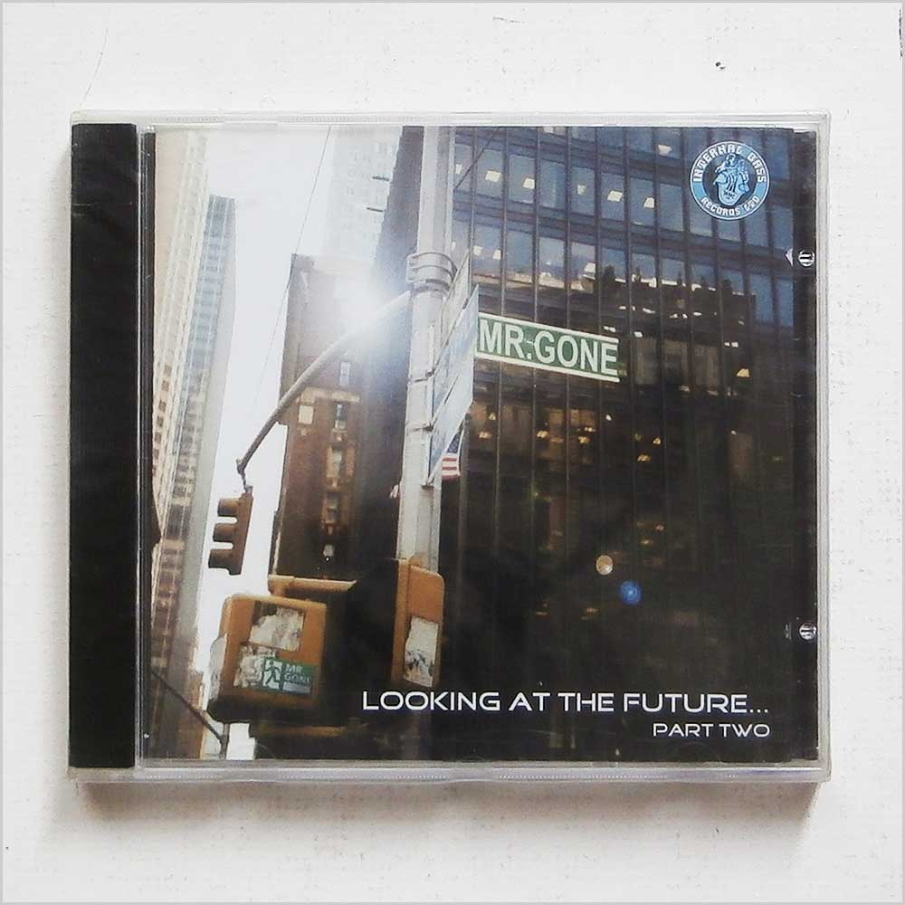 MR. GONE - Looking at the Future - CD