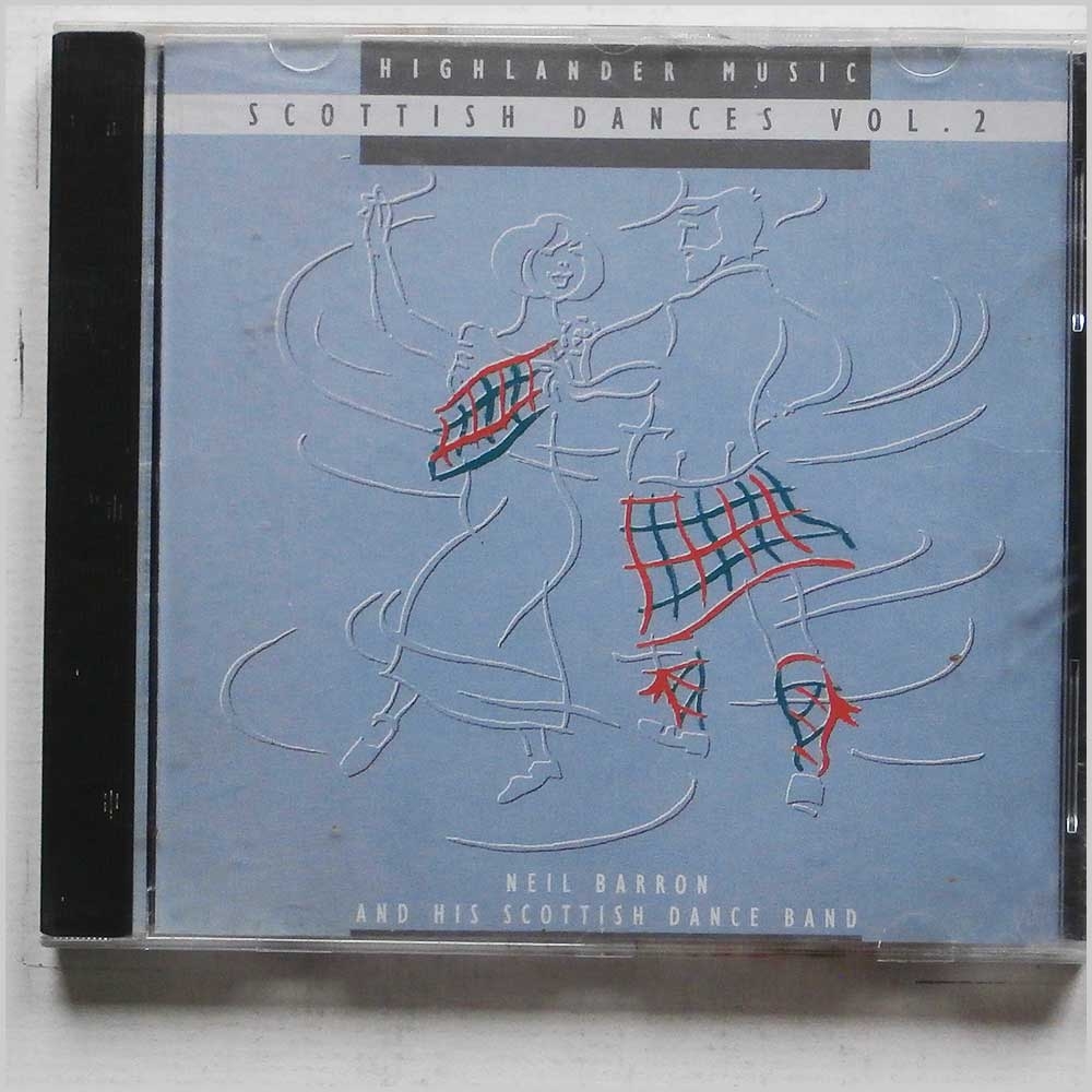 Barron Neil and Scottish Country Dance Band - Scottish Dances Vol. 2 (5031642050226)