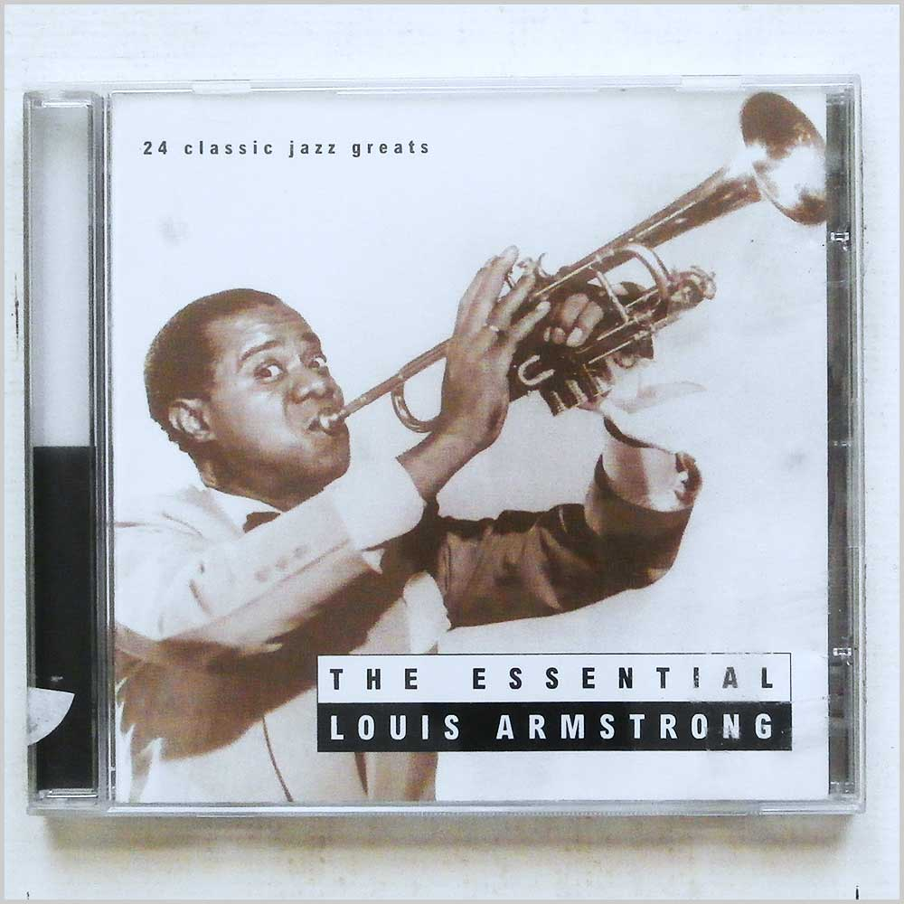 Louis Armstrong - The Essential Louis Armstrong (5033107101320)