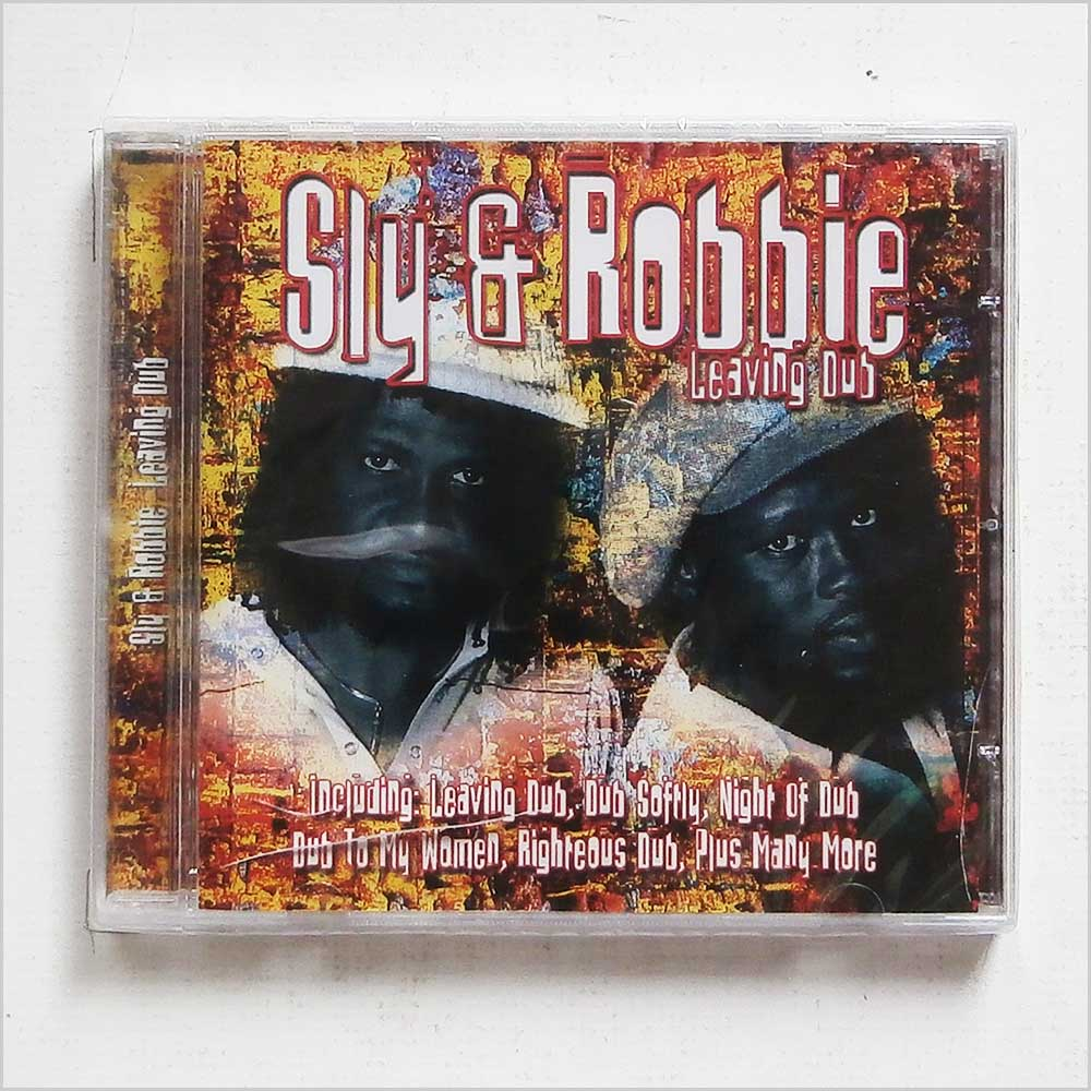 Sly and Robbie - Sly and Robbie Leaving Dub (5033107151929)