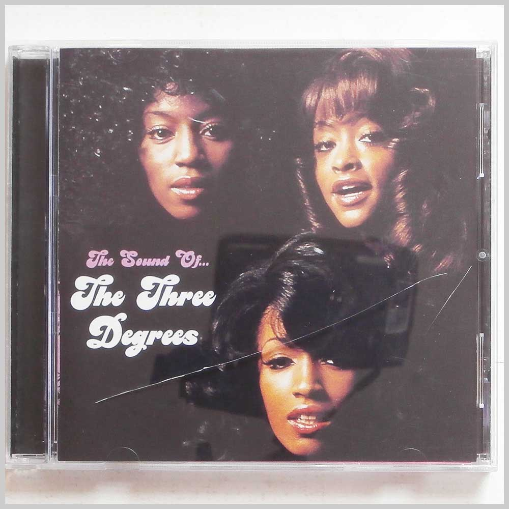 The Three Degrees - The Sound Of The Three Degrees (5035462112287)