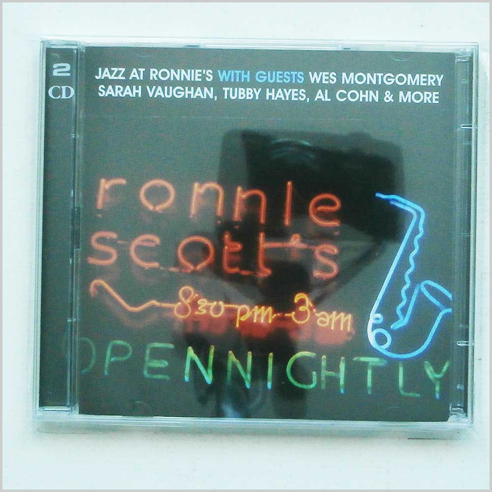 Various - Jazz at Ronnie Scotts (5038456125126)