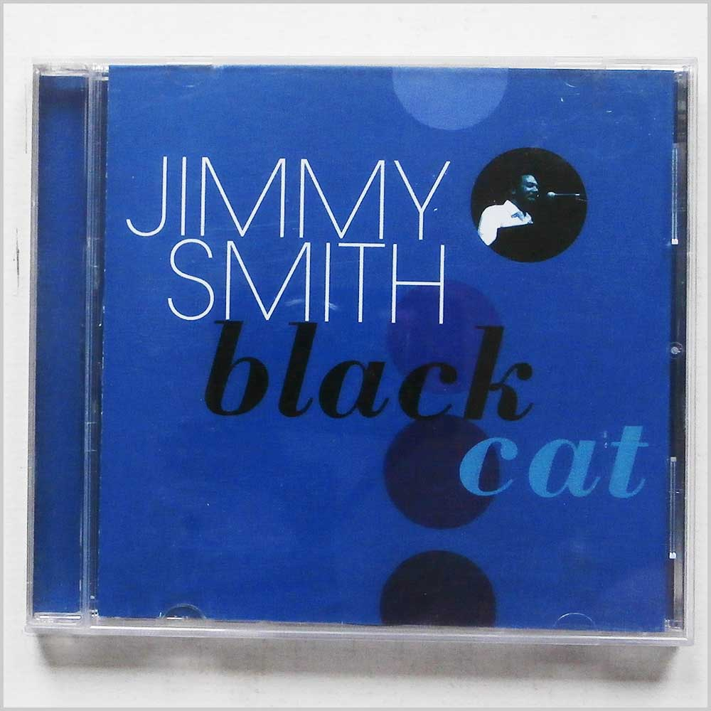 Jimmy Smith - Black Cat (5038456129926)