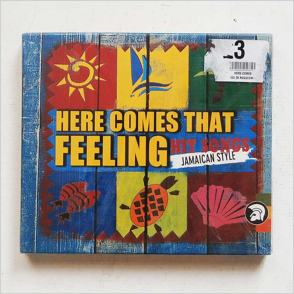 VARIOUS - Here Comes That Feeling Pop Hits Jamaican Style - CD