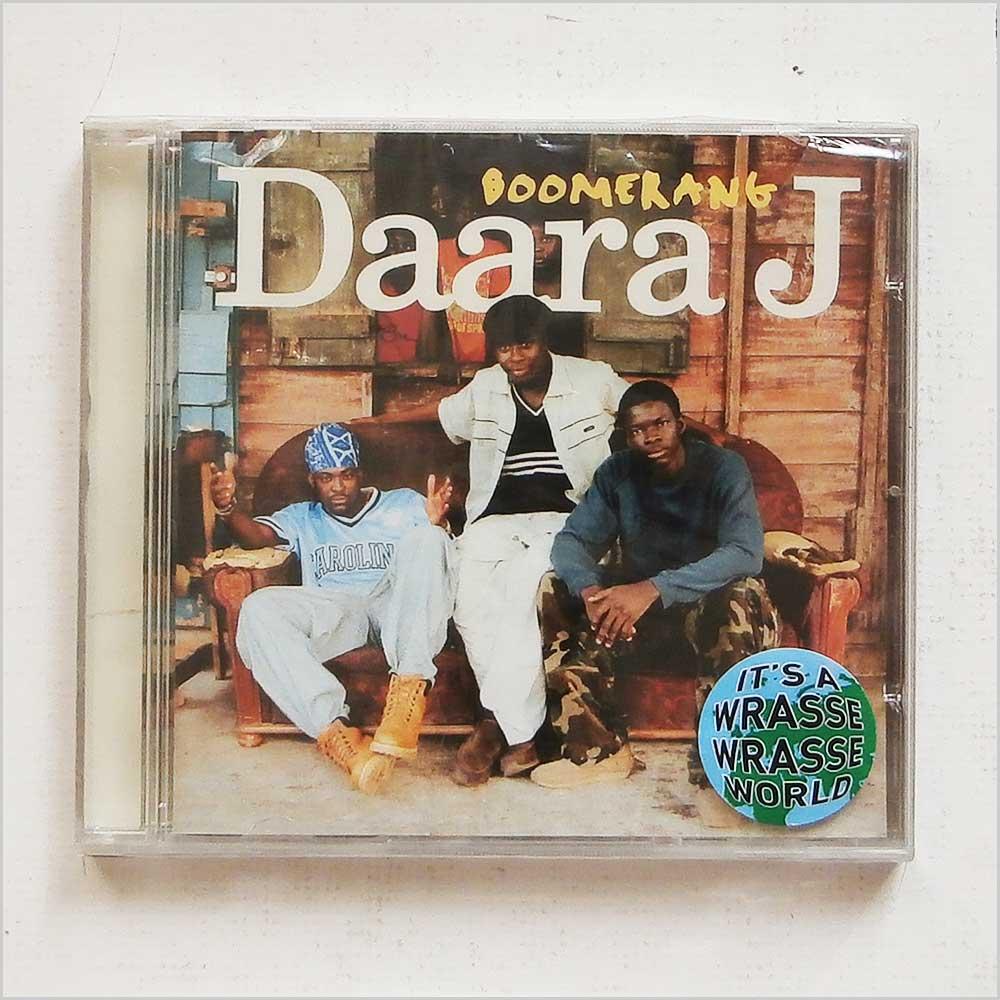 DAARA J - Boomerang - CD