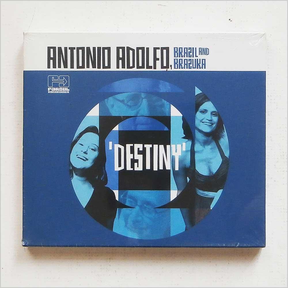 ANTONIO ADOLFO - Brasil and Brasuka: Destiny - CD