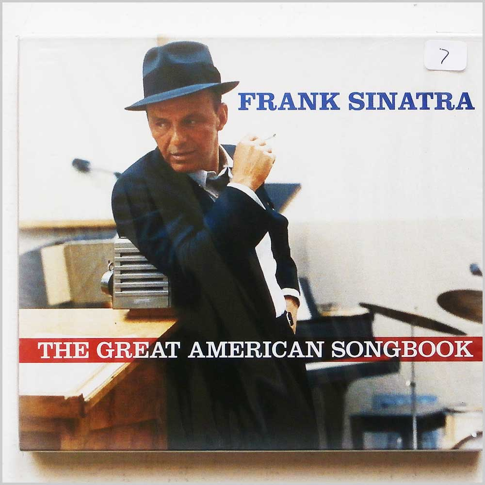 Frank Sinatra - The Great American Songbook (5060143492051)
