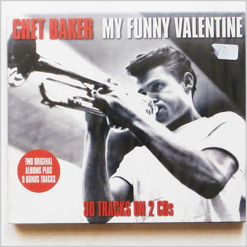 Chet Baker My Funny Valentine Records, LPs, Vinyl And CDs .