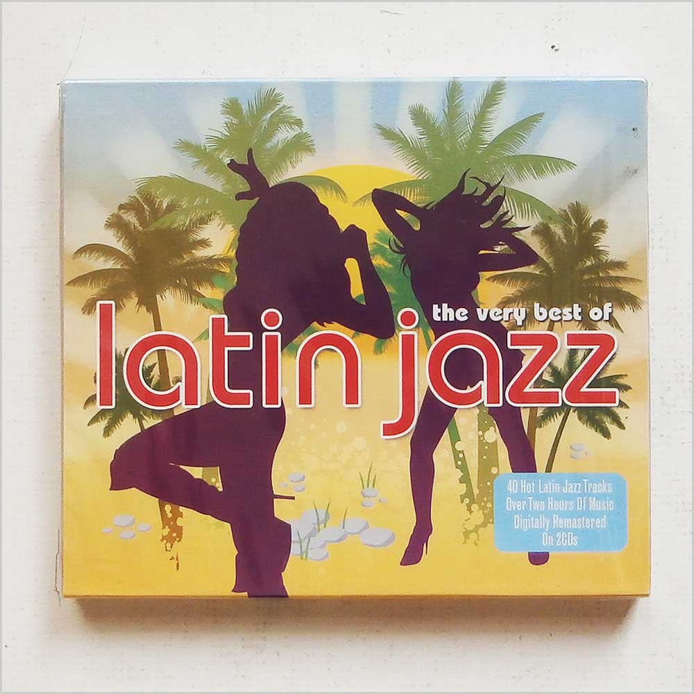 VARIOUS ARTISTS - Very Best of Latin Jazz Original Recording Remastered - CD