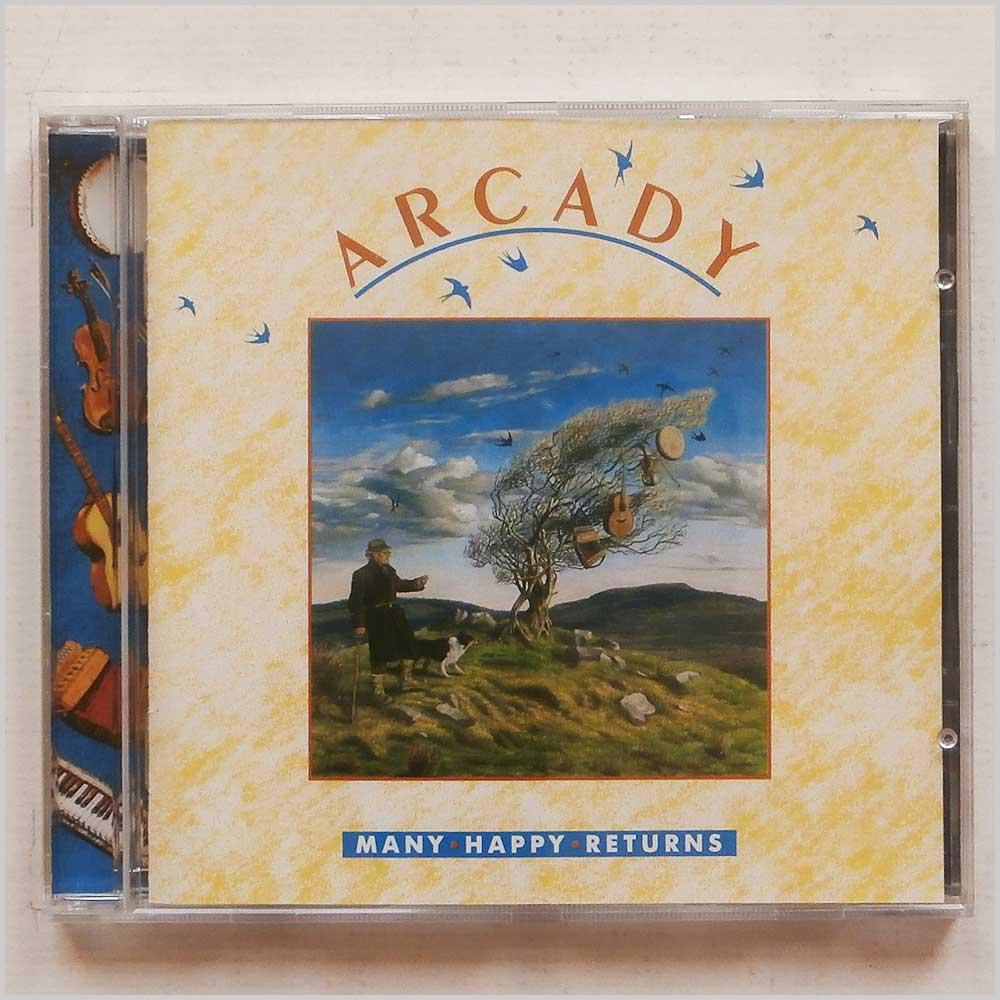 ARCADY - Many Happy Returns - CD