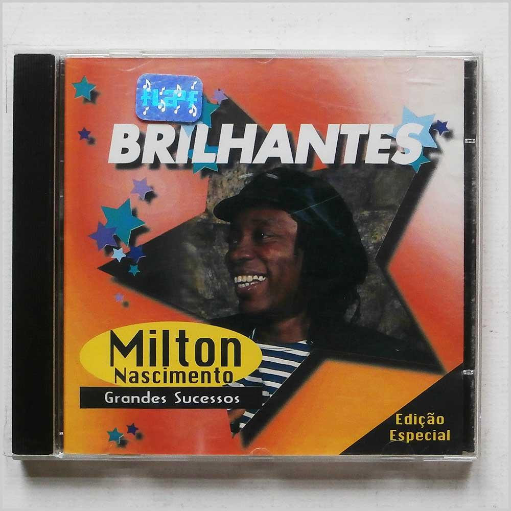 MILTON NASCIMENTO - Brilhantes - CD