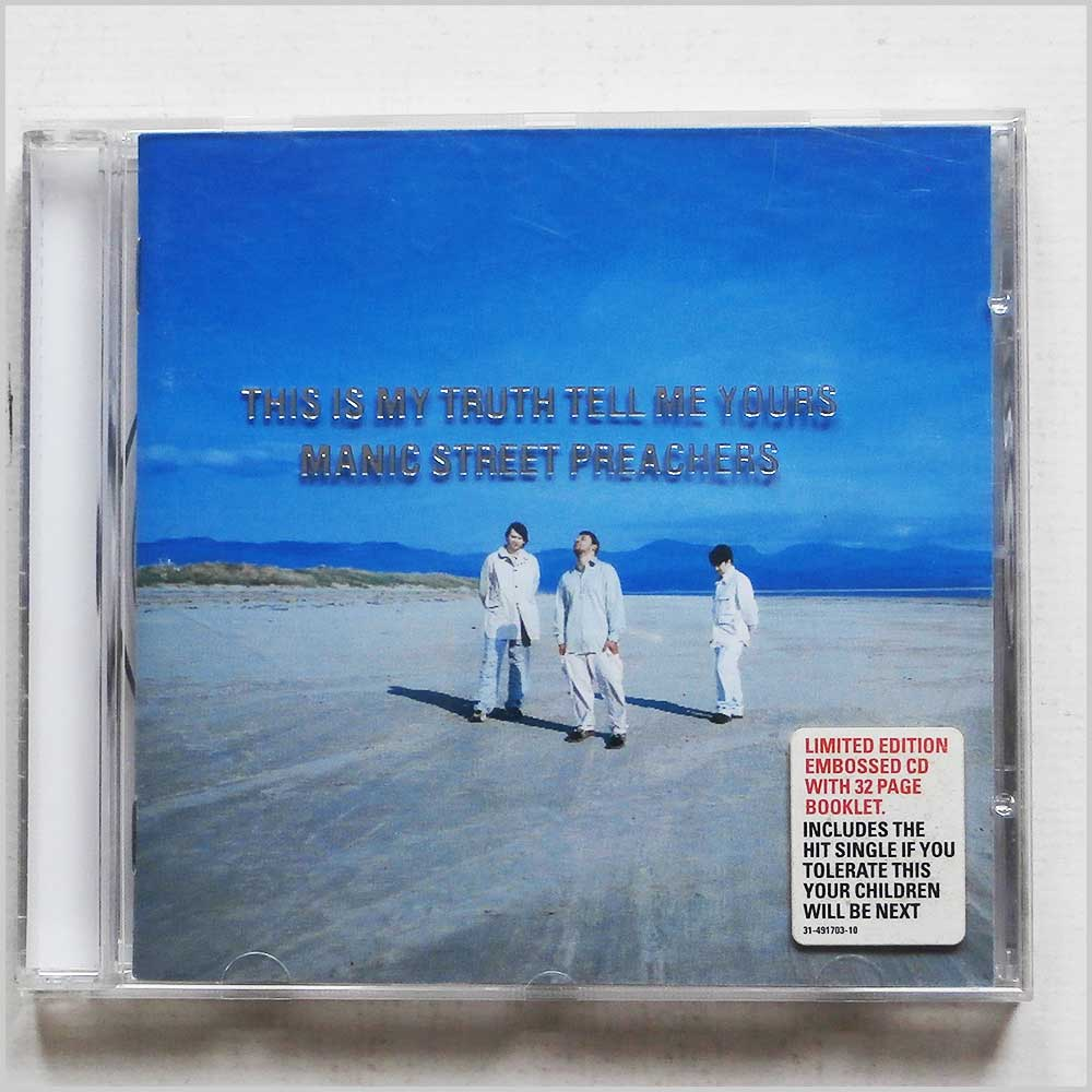 Manic Street Preachers - This Is My Truth Tell Me Yours (5099749170322)