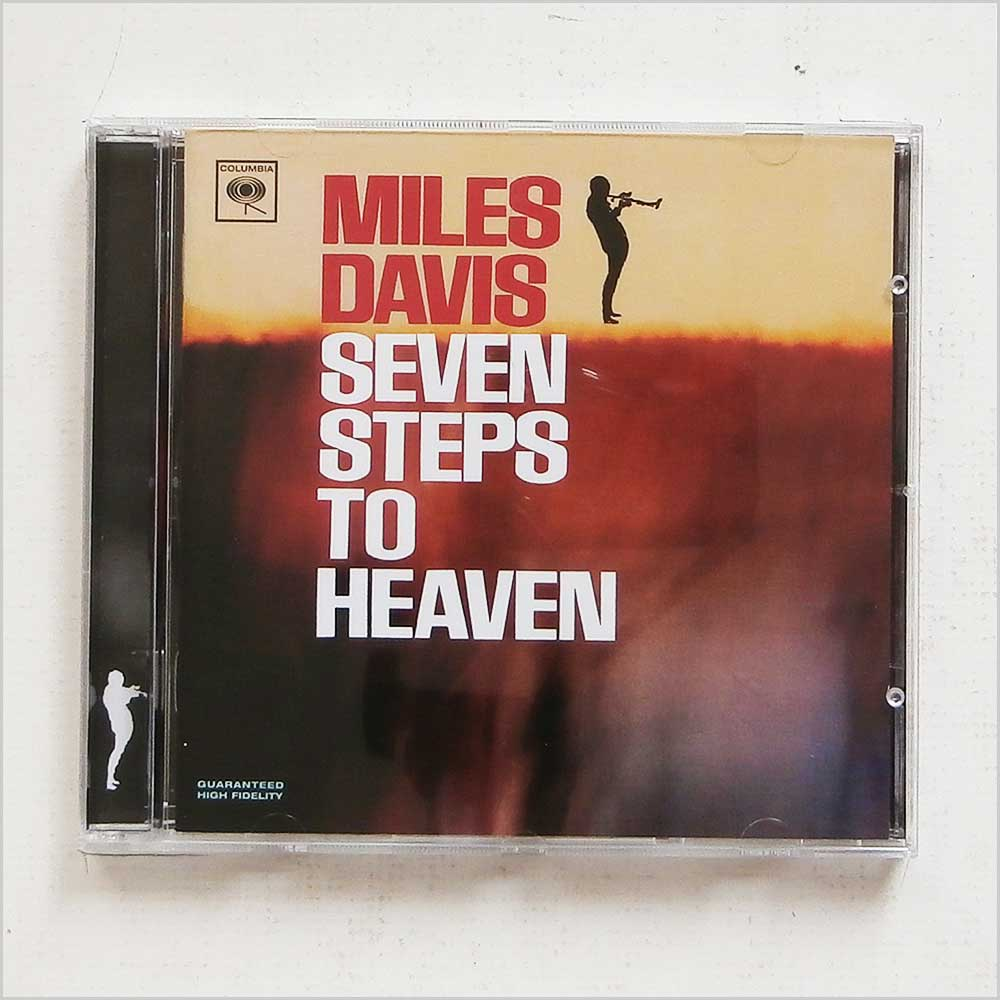 MILES DAVIS - Seven Steps To Heaven Original Recording Remastered - CD