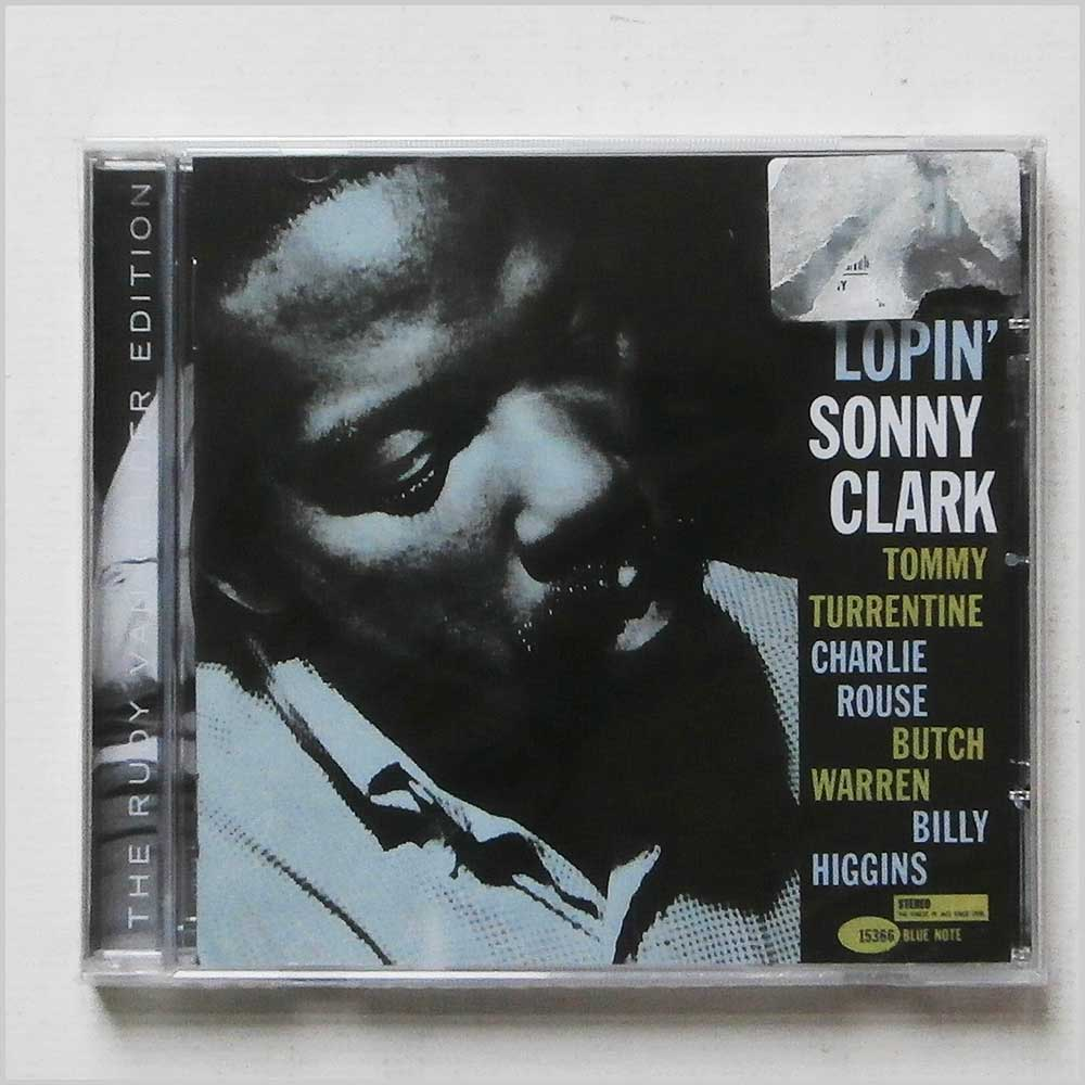 Sonny Clark - Leapin' and Lopin' (5099921536625)