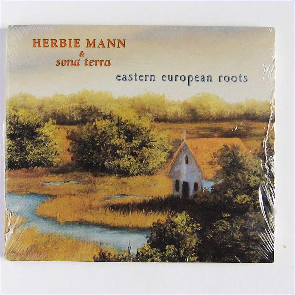 HERBIE MANN AND SONA TERRA - Eastern Eupoean Roots - CD