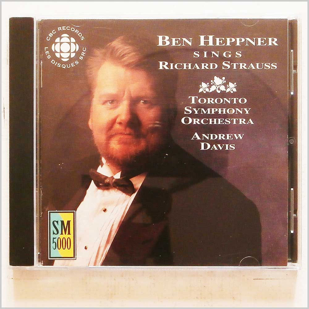 Ben Heppner - Ben Heppner sings Richard Strauss Operatic Arias (59582514221)