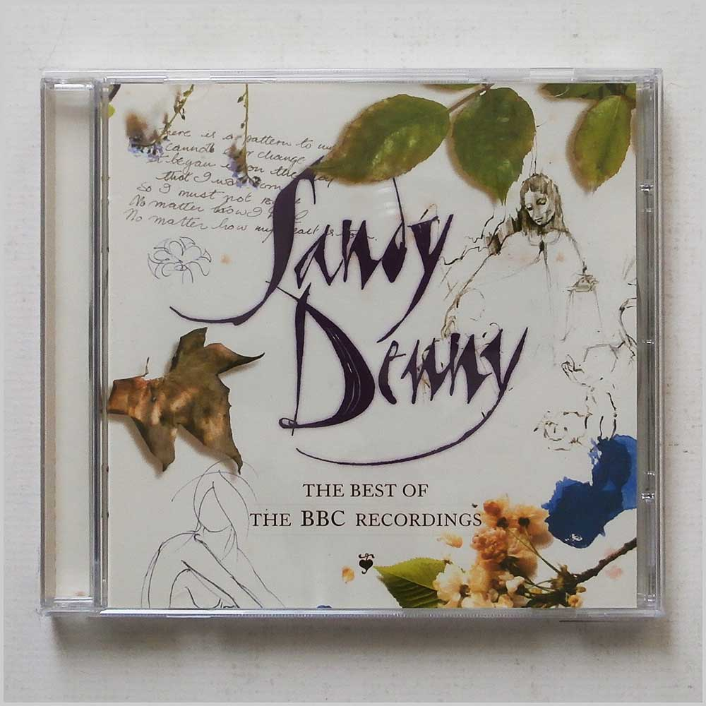 SANDY DENNY - The Best Of The BBC Recordings - CD