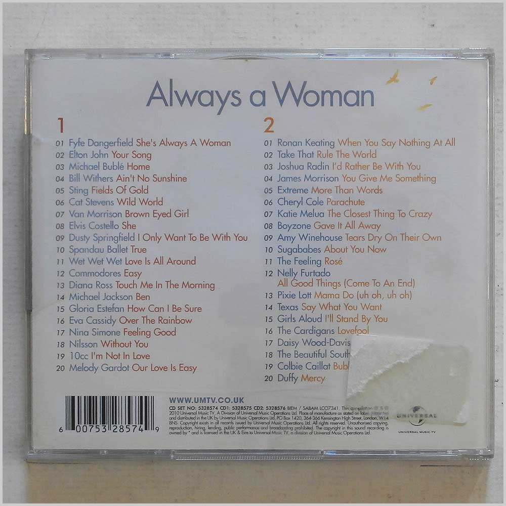 Various - Always A Woman (600753285749)