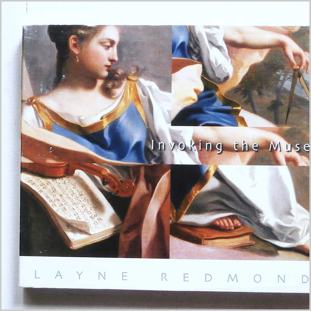 Layne Redmond - Invoking The Muse (600835081627)