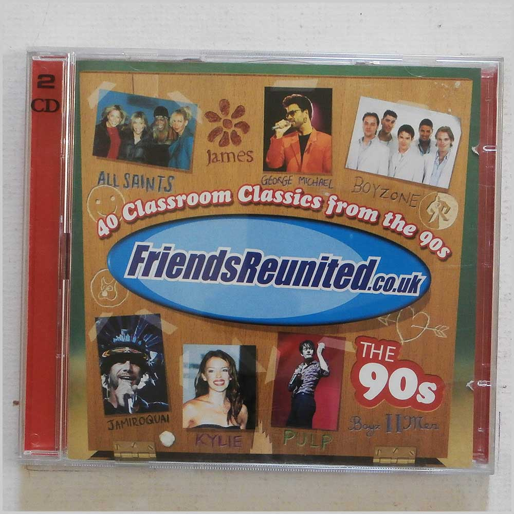 Various - Friends Reunited - The 90's (602498087824)