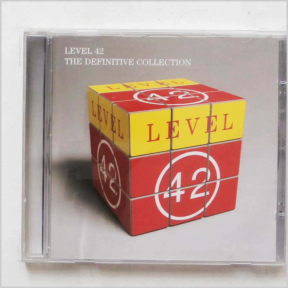 Level 42 - The Definitive Collection (602498590430)