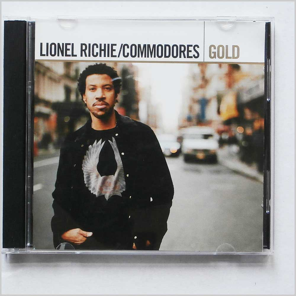 Lionel Richie and The Commodores - Gold (602498879603)
