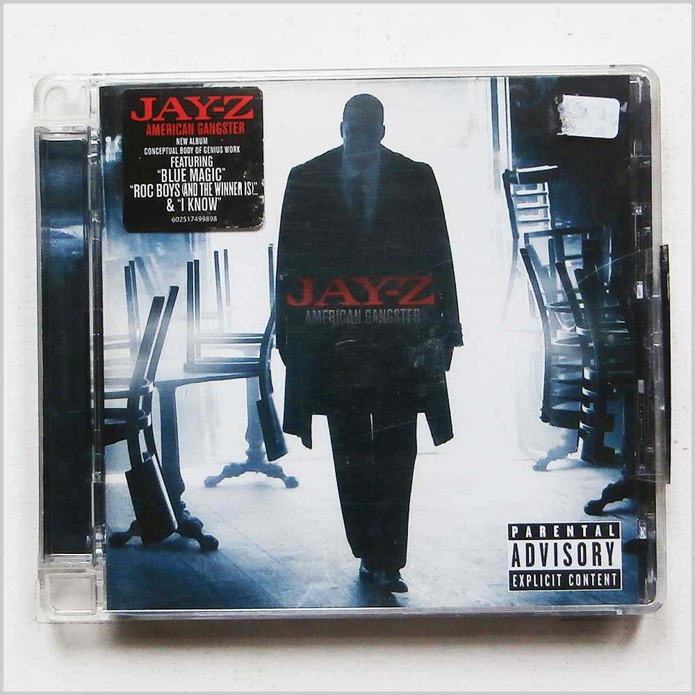 Jay z american gangster records lps vinyl and cds musicstack jay z american gangster album malvernweather Choice Image