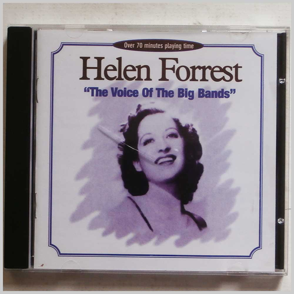 Helen Forrest - The Voice of the Big Bands (604988254525)