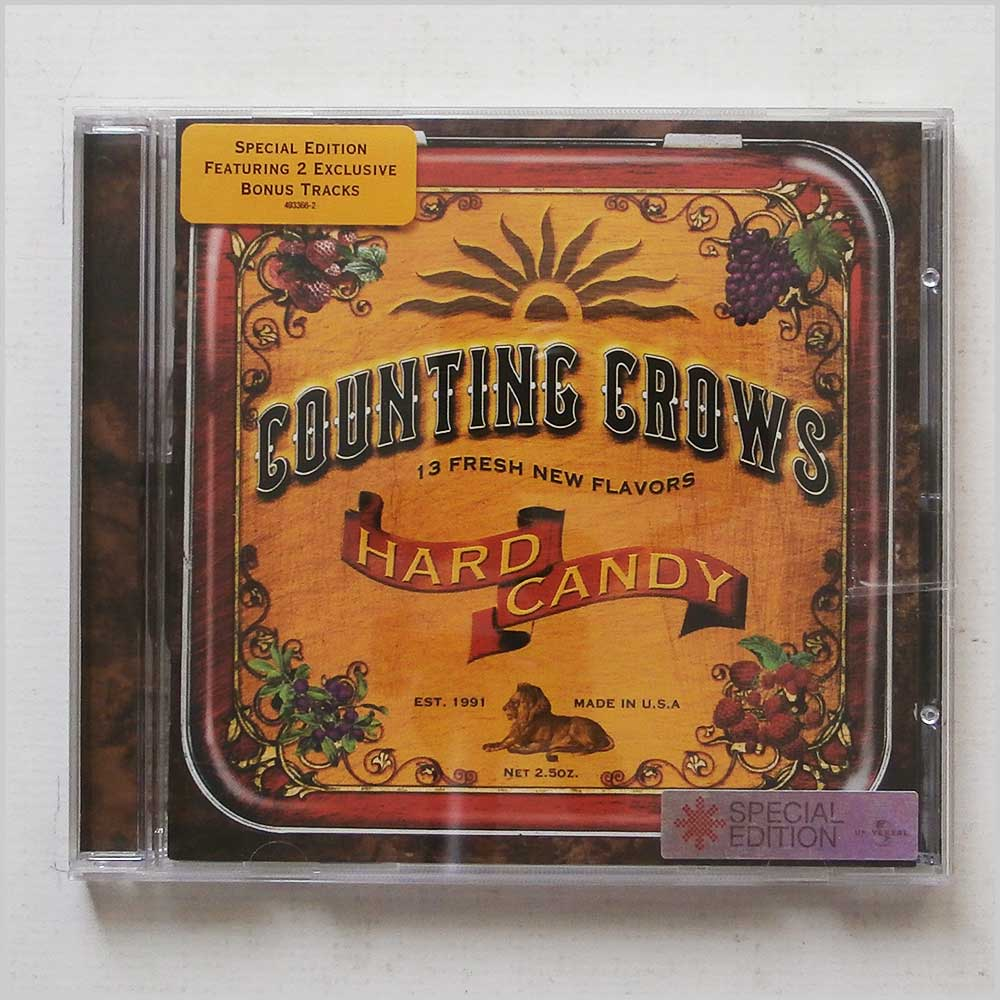 Counting Crows - Hard Candy Record