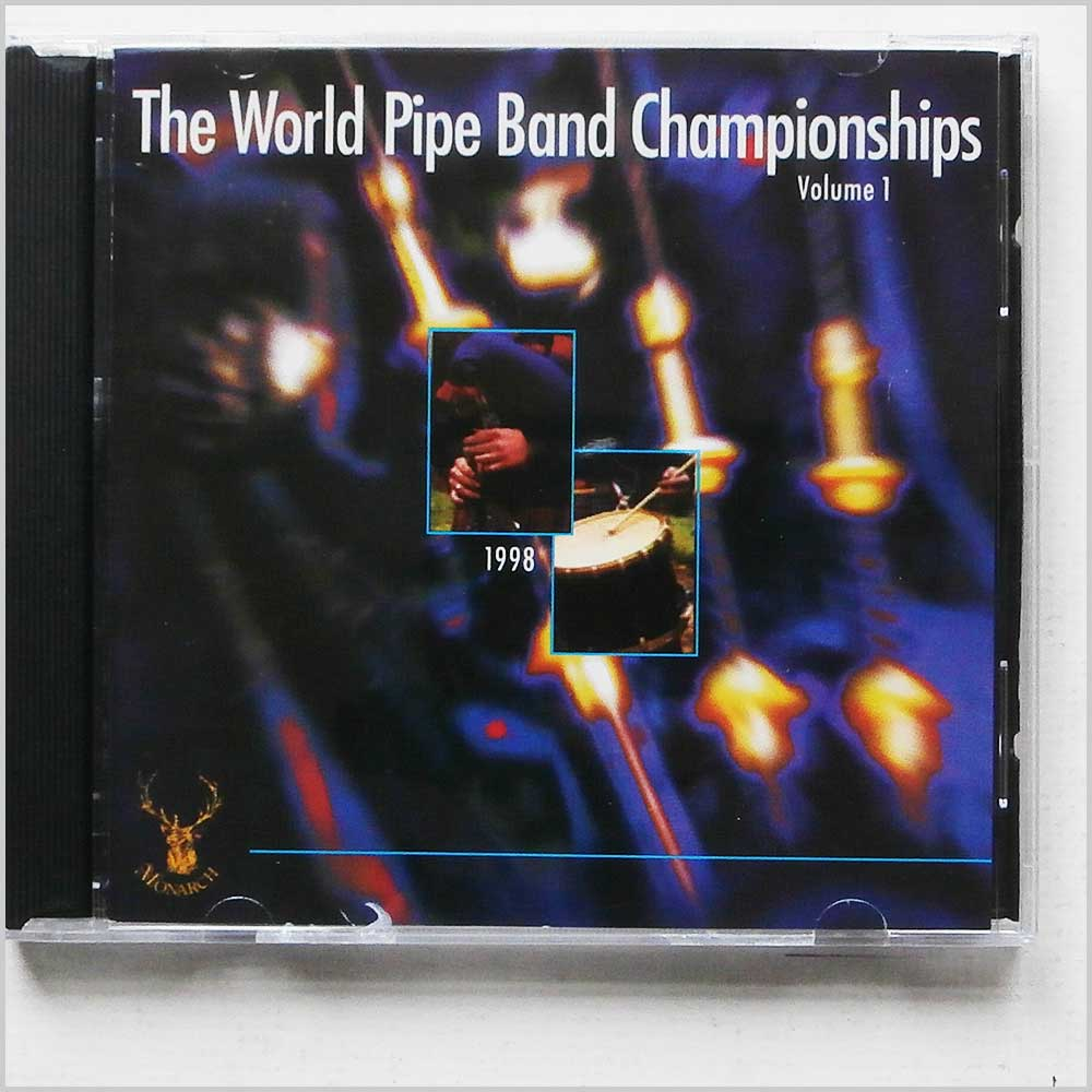 VARIOUS - 1998 World Pipe Band Championsips Volume 1 - CD