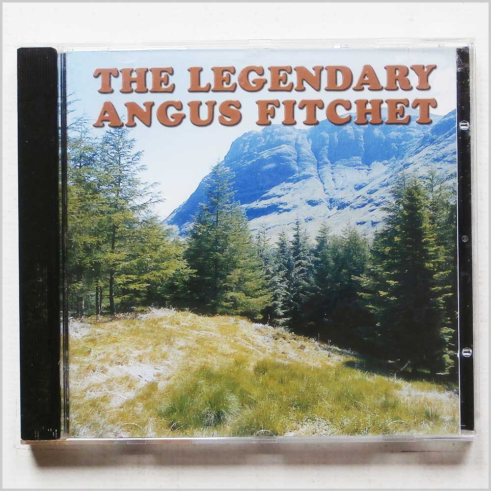 Angus Fitchet - The Legendary Angus Fitchet (611454414628)