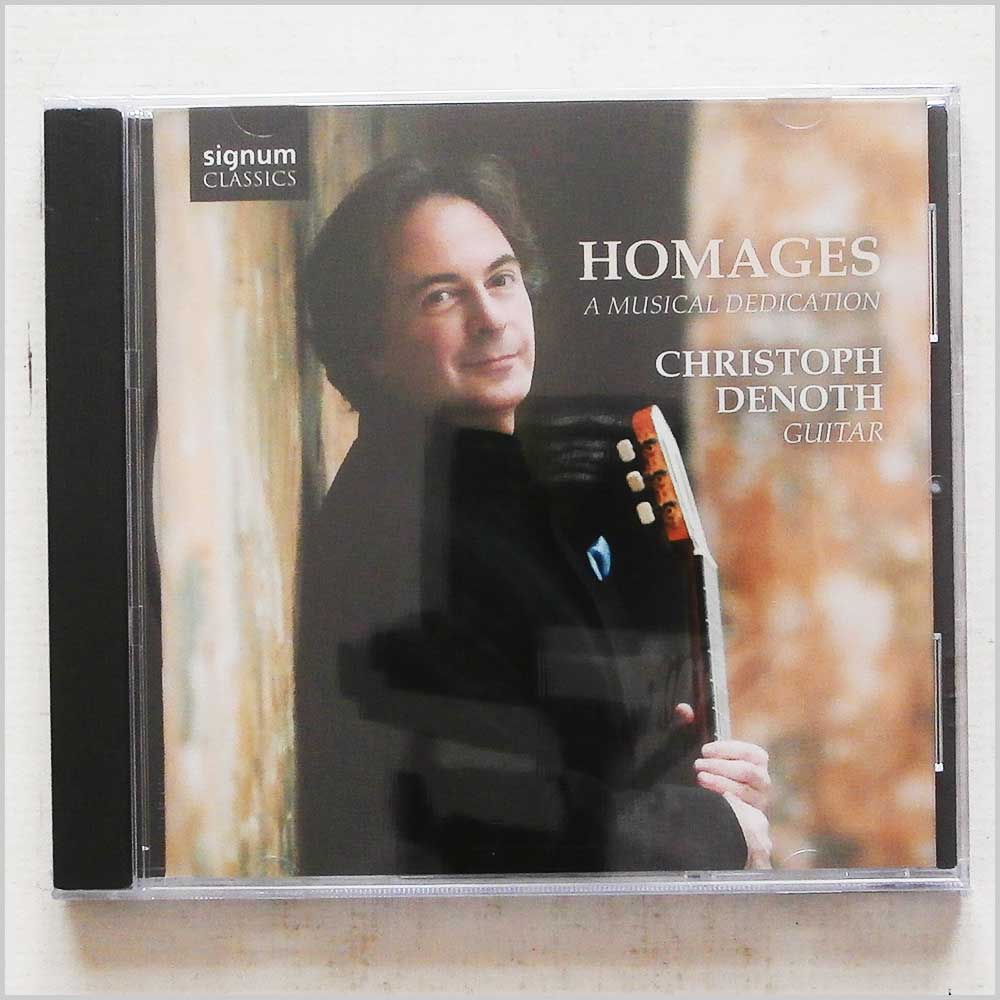 Christoph Denoth - Homages: A Musical Dedication (635212040423)