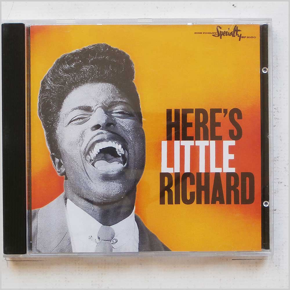 Here's Little Richard - Little Richard