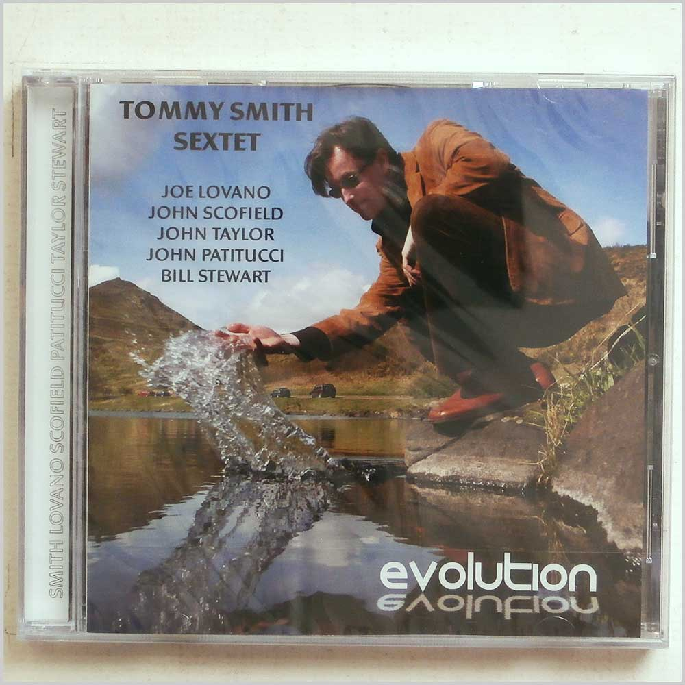 Tommy Smith - Evolution (640999905025)