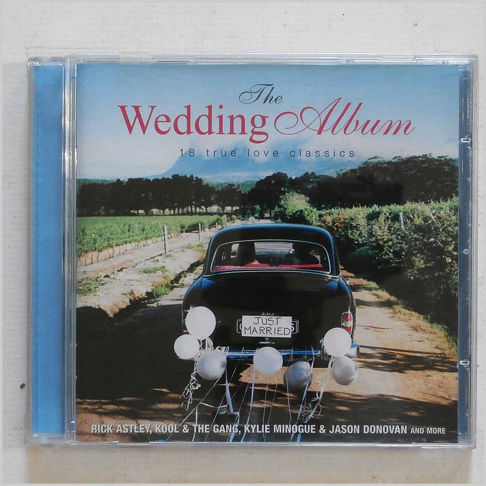Various - The Wedding Album (654378042522)