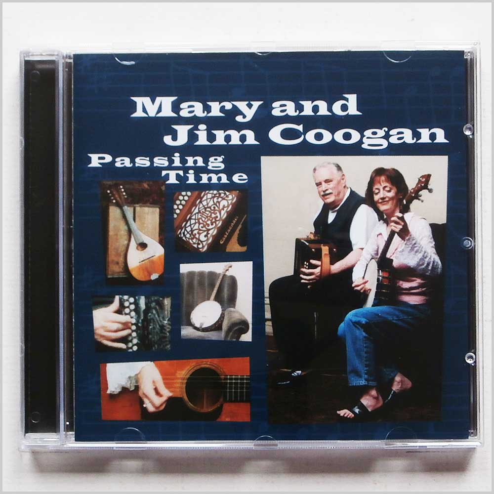 MARY COOGAN, JIM COOGAN - Passing Time - CD