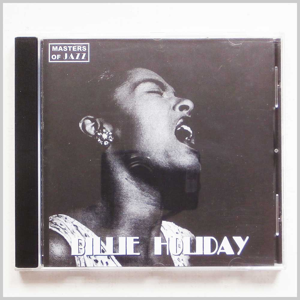 Billie Holiday - Masters of jazz (689279379118)
