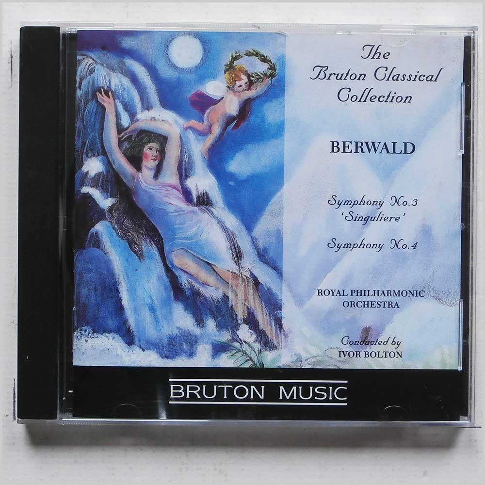 Various - The Bruton Classical Collection: Berwald (689279389919)