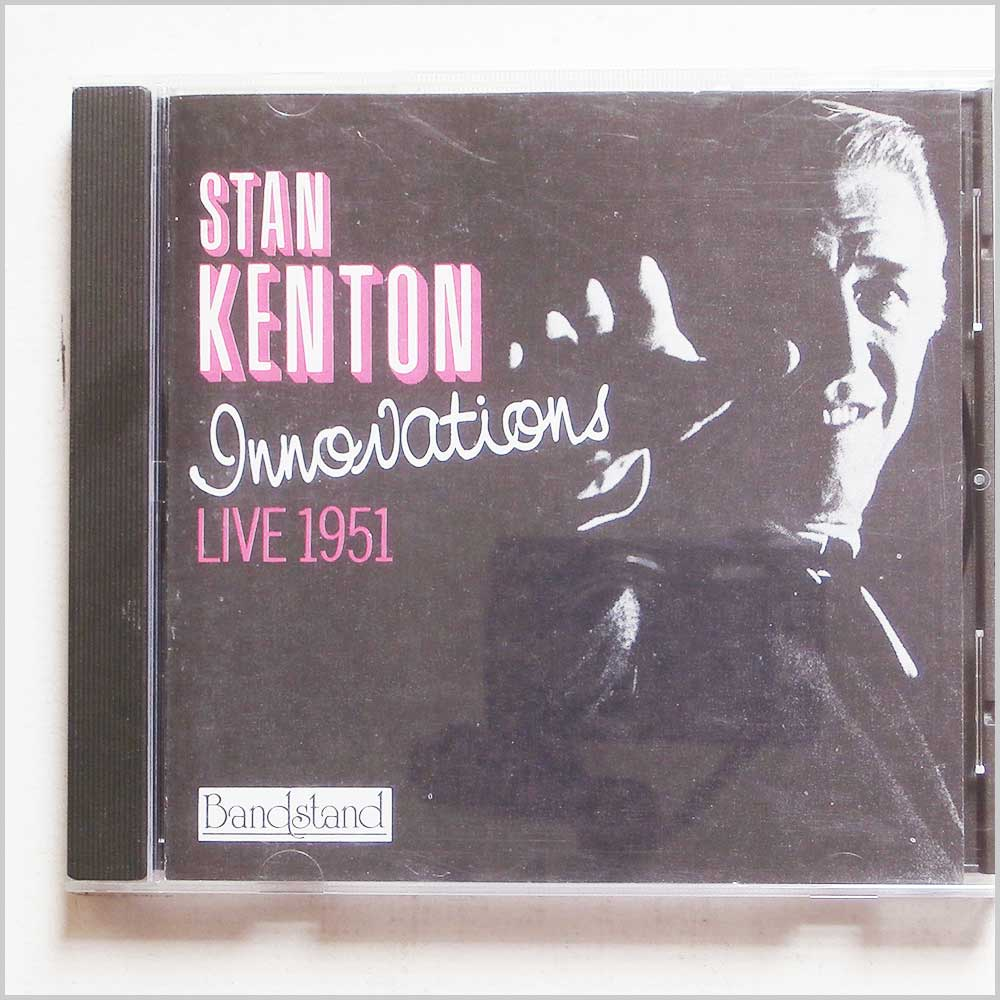 Stan Kenton - Innovations-Live 1951 (689279408931)