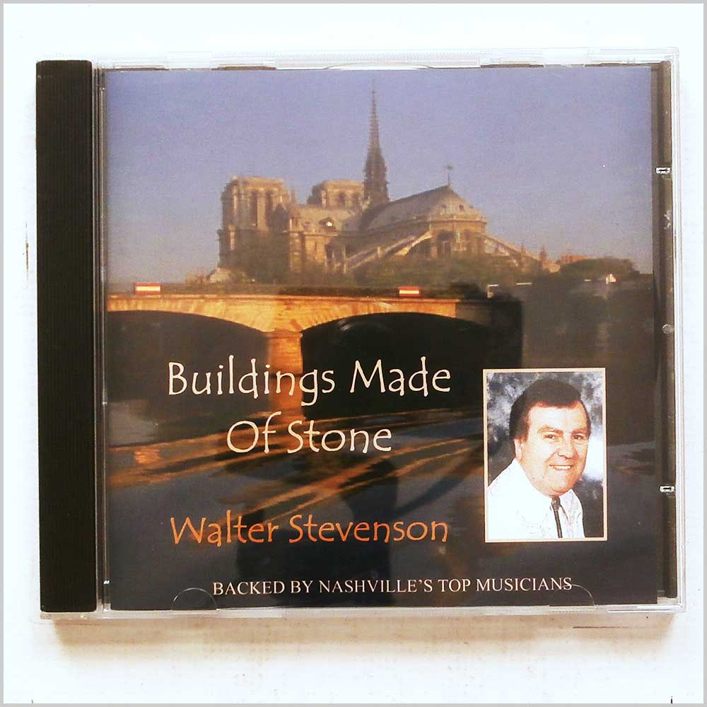 Walter Stevenson - Buildings Made of Stone (689279429899)