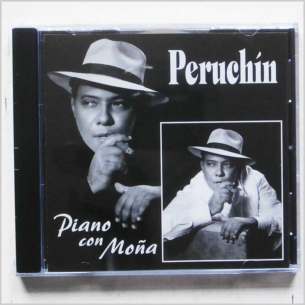 PERUCHIN - Piano Con Mona - CD